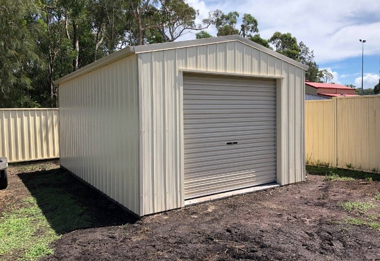 New Sheds In Nowra: Pictures & Info