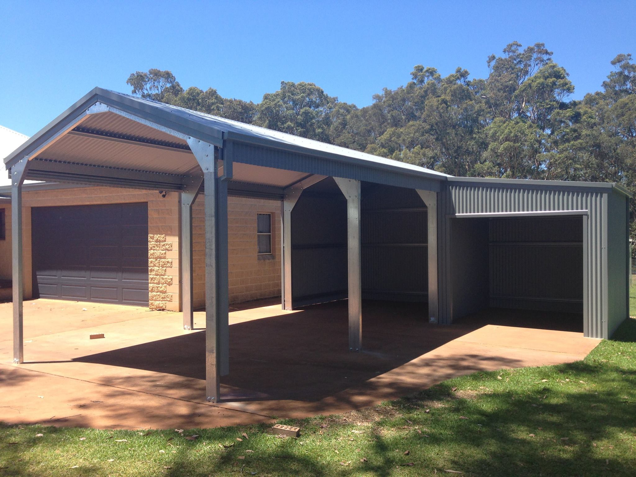 Sheds in the Shoalhaven