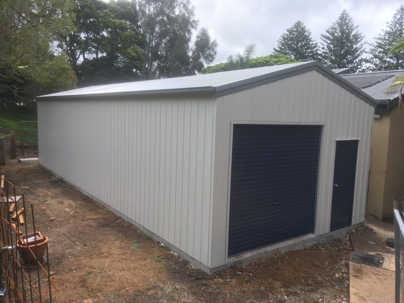 Seven Mile Beach Shed