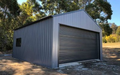 New Sheds: Our Recently Completed Sheds