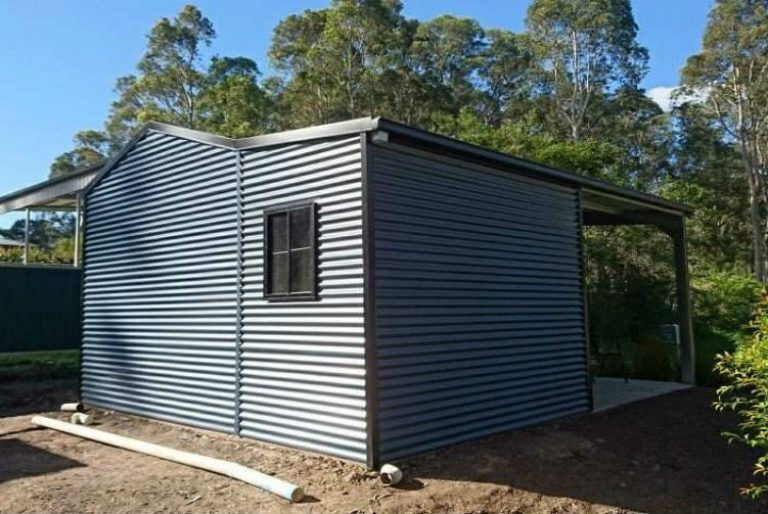 Turn Your Shed Into A Living Space