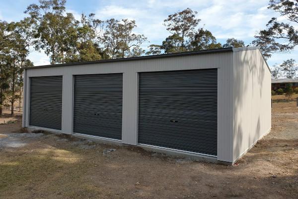 triple garage 1